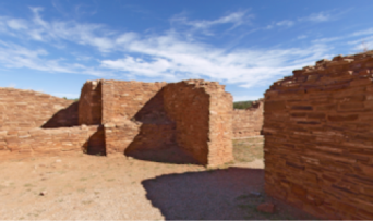 Mission Ruins at Abo
